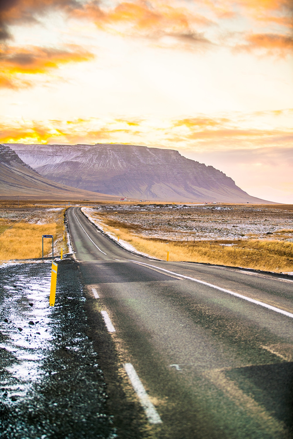 How Long Does it Take to Drive Around Iceland