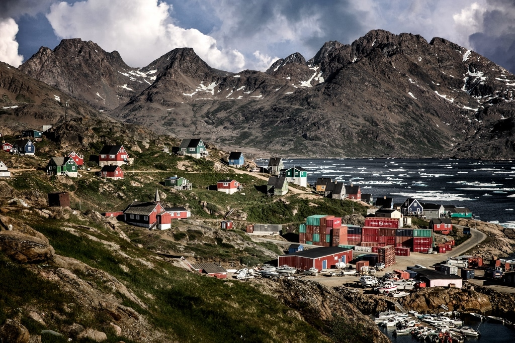 Holidays to Greenland for 4 days – East Greenland - Photo by Mads Pihl - Visit Greenland