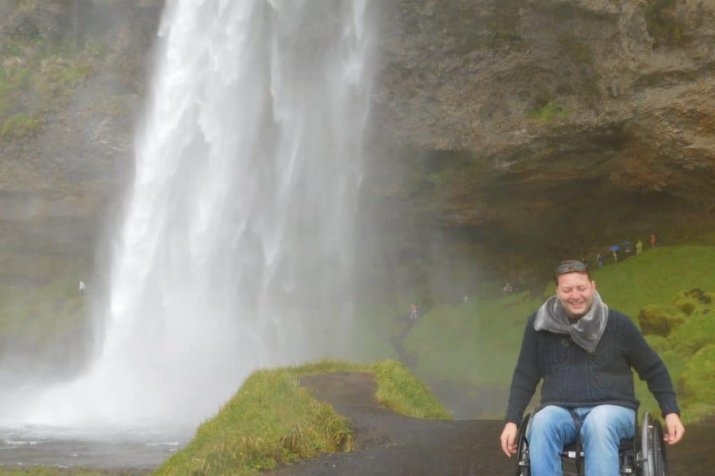 iceland accessible group tour