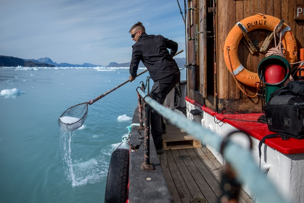 Iceland to Greenland trip - Photo by Mads Pihl - Visit Greenland