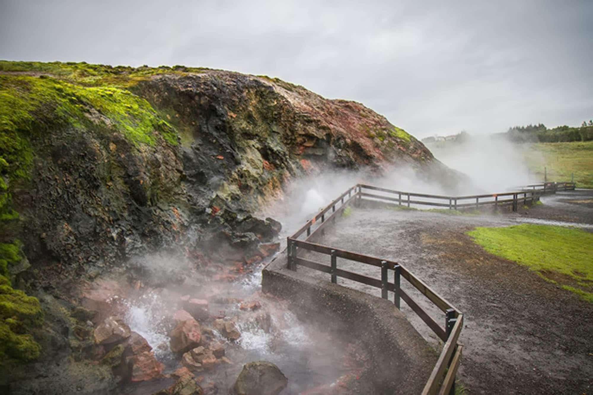 Deildartunguhver - Iceland self drive tour