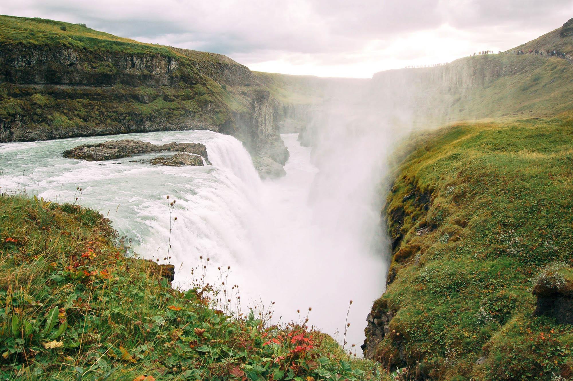 Gullfoss Waterfall, The Golden Circle