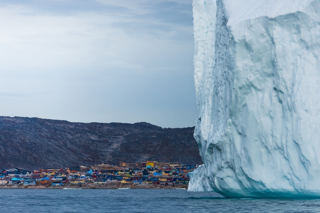 Ilulissat Greenland - Photo by Stian Klo - Visit Greenland