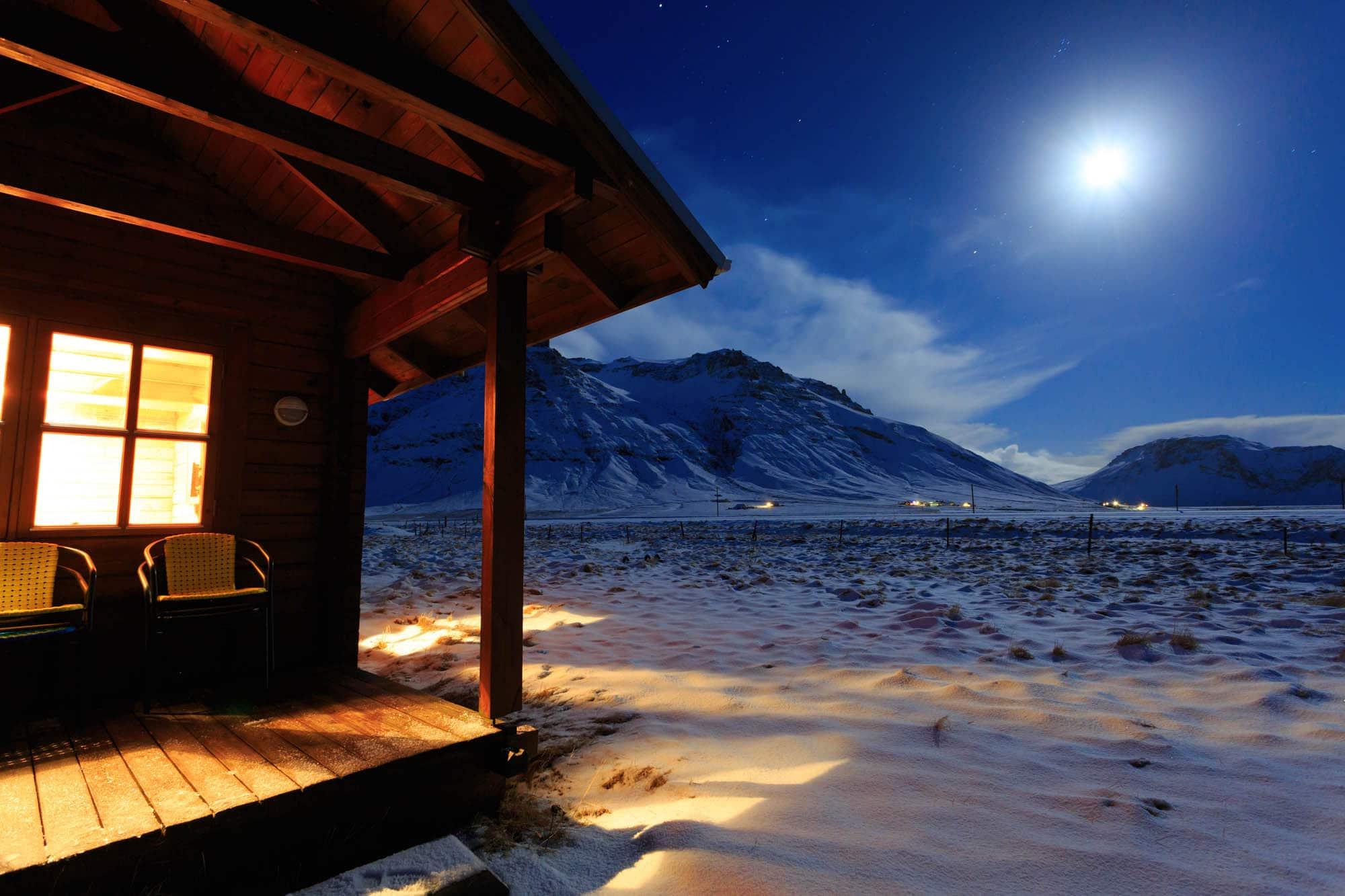 romantic iceland - cottage tour - honeymoon in iceland
