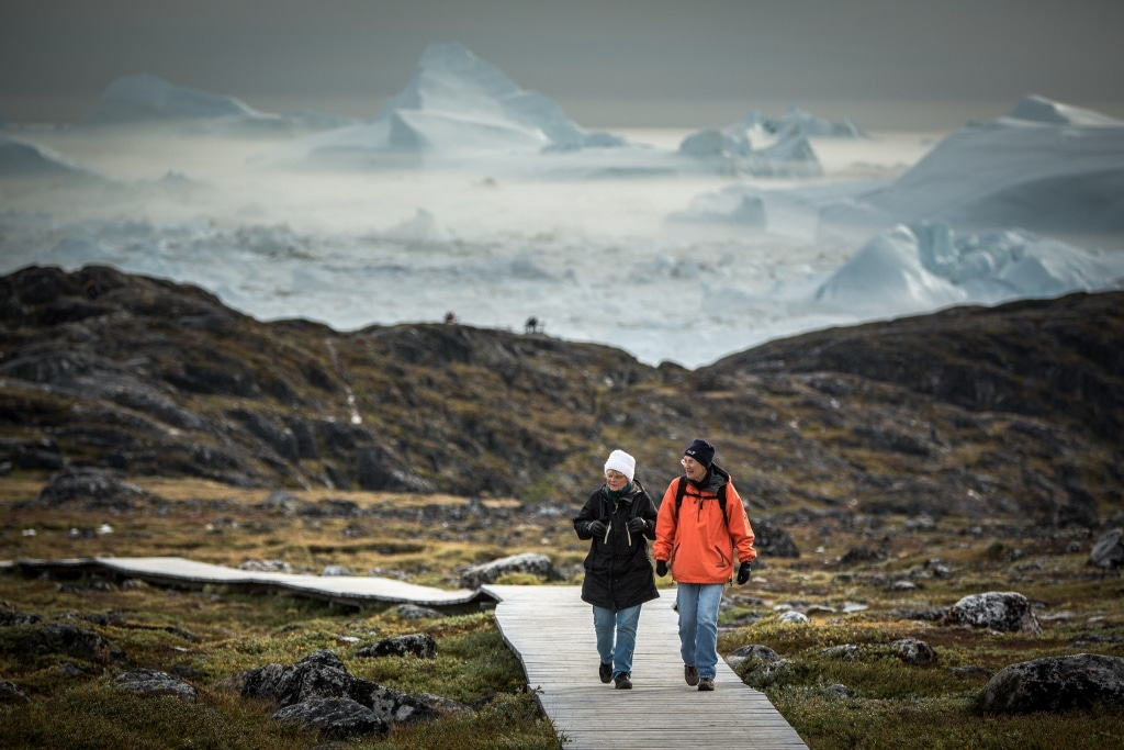 Ilulissat - Greenland Holiday - Photo by Mads Pihl - Visit Greenland