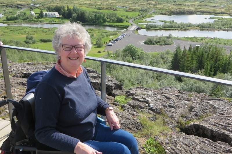 Iceland accessible day tour - Þingvellir National Park - The Golden Circle