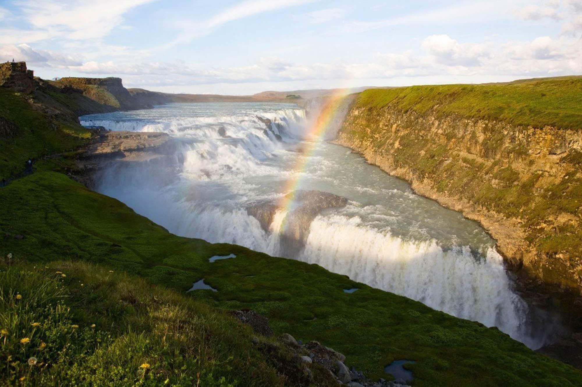 golden circle day tour from reykjavik