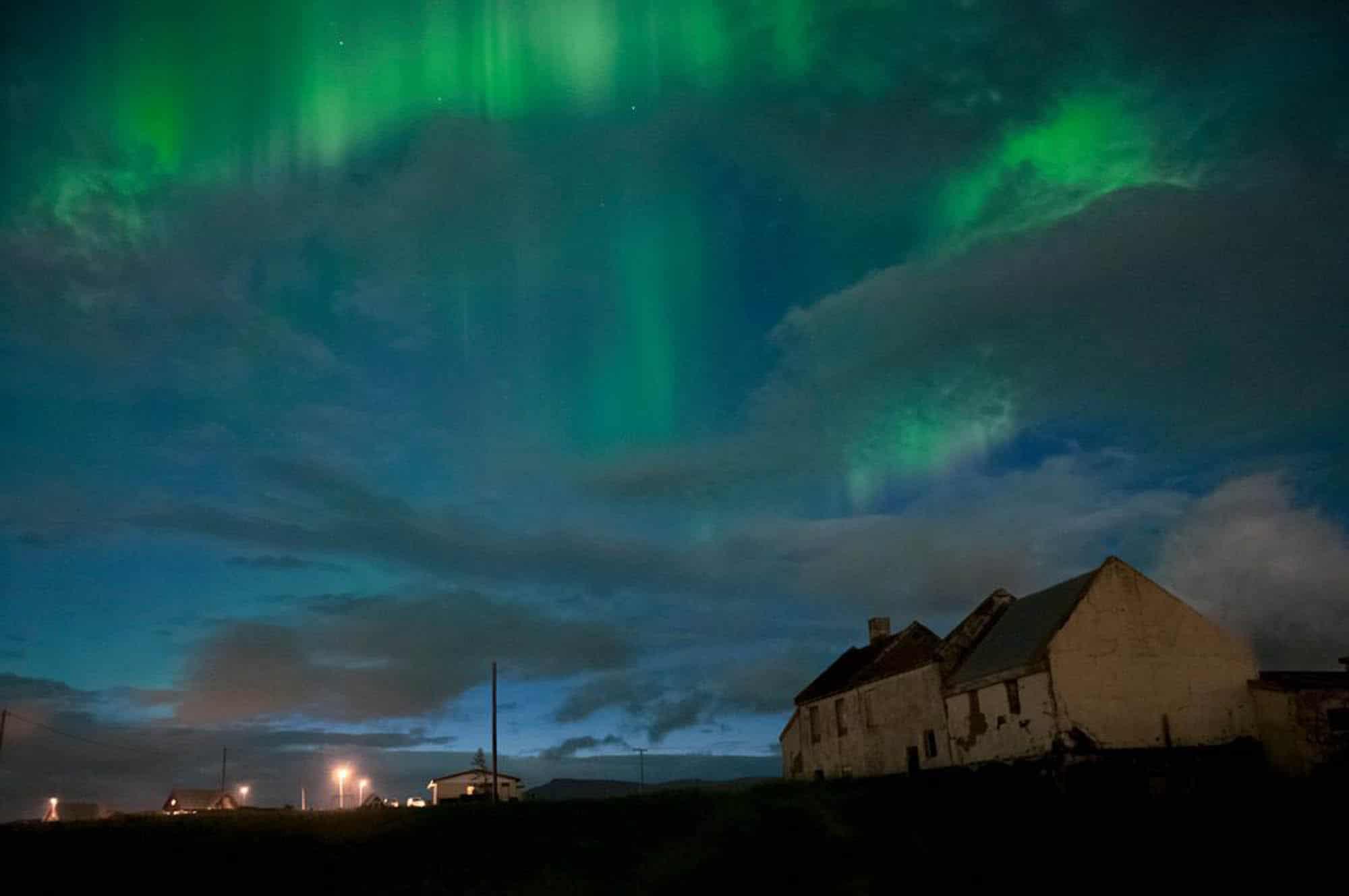 aurora tour reykjavik