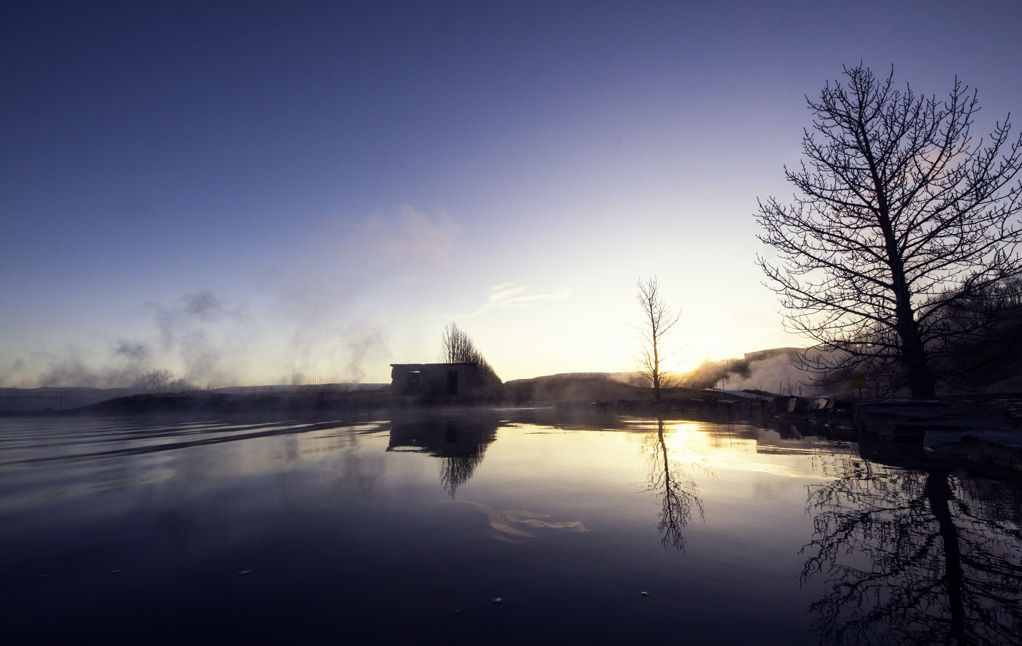 secret lagoon fludir iceland