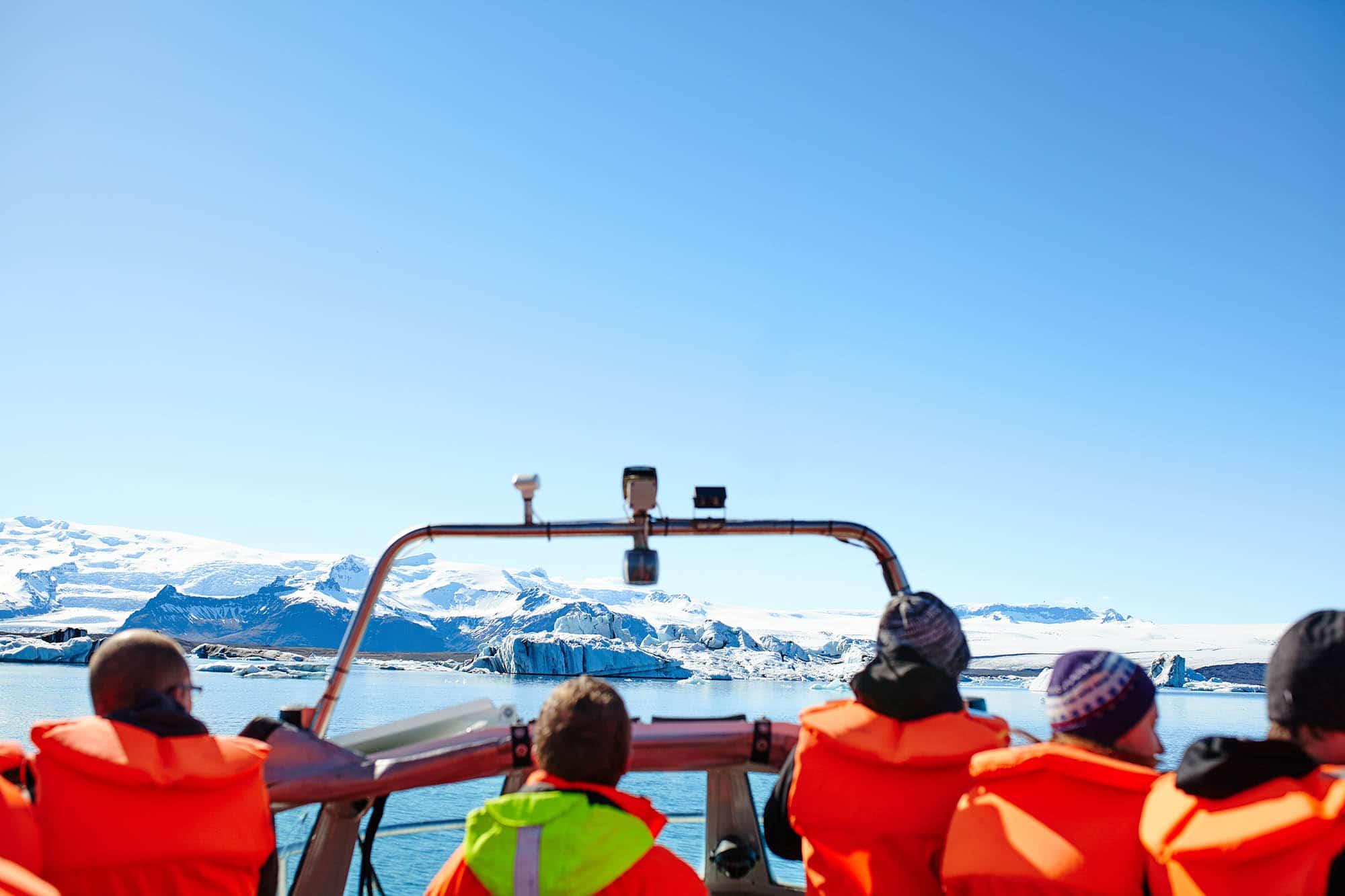 jokulsarlon glacier lagoon - jokulsarlon day tour