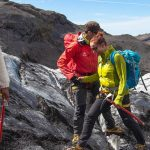 Iceland glacier walk Solheimajokull - photo by Bjorgvin Hilmarsson