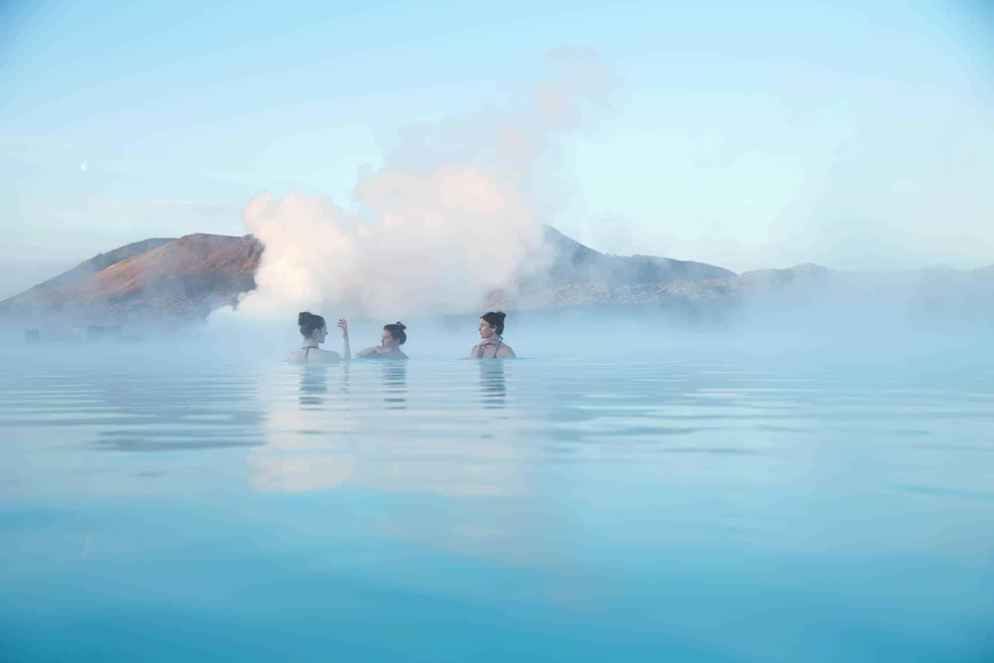 Blue laggon Iceland