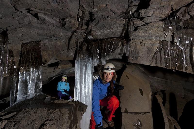 Iceland Cave Tour - ellithor.com