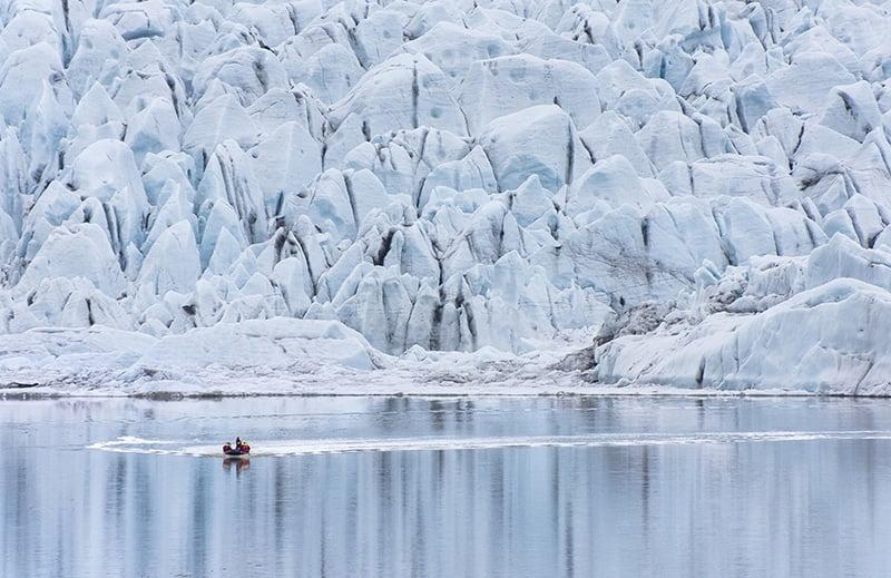 fjallsarlon glacier lagoon tour
