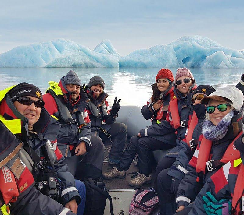 iceland glacier lagoon tour