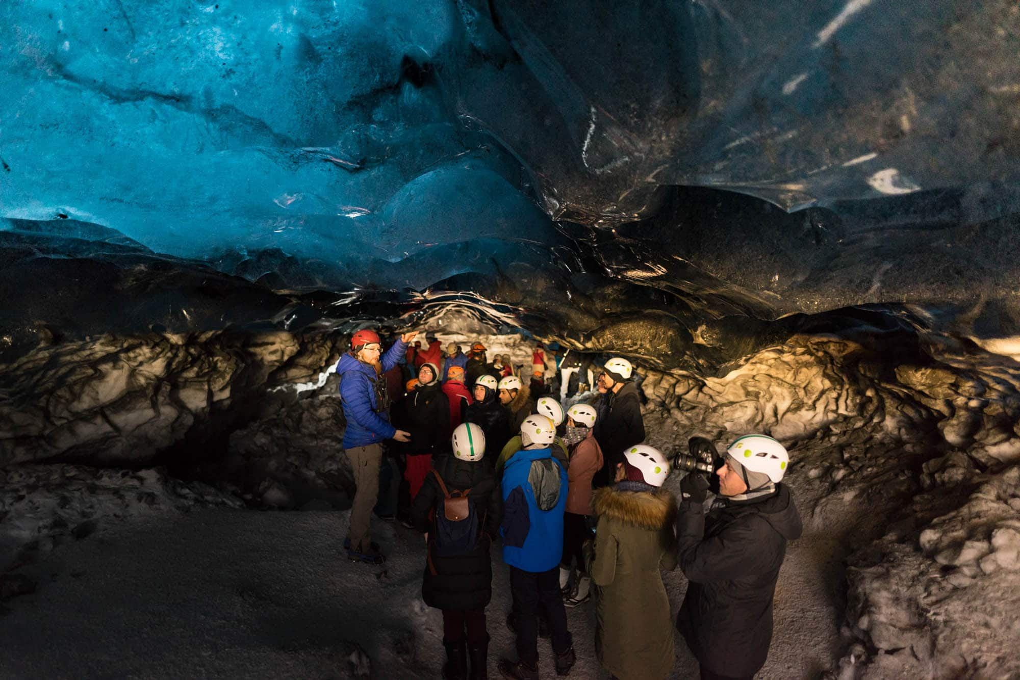 Ice Cave Tour Iceland - Vatnajokull Glacier Cave