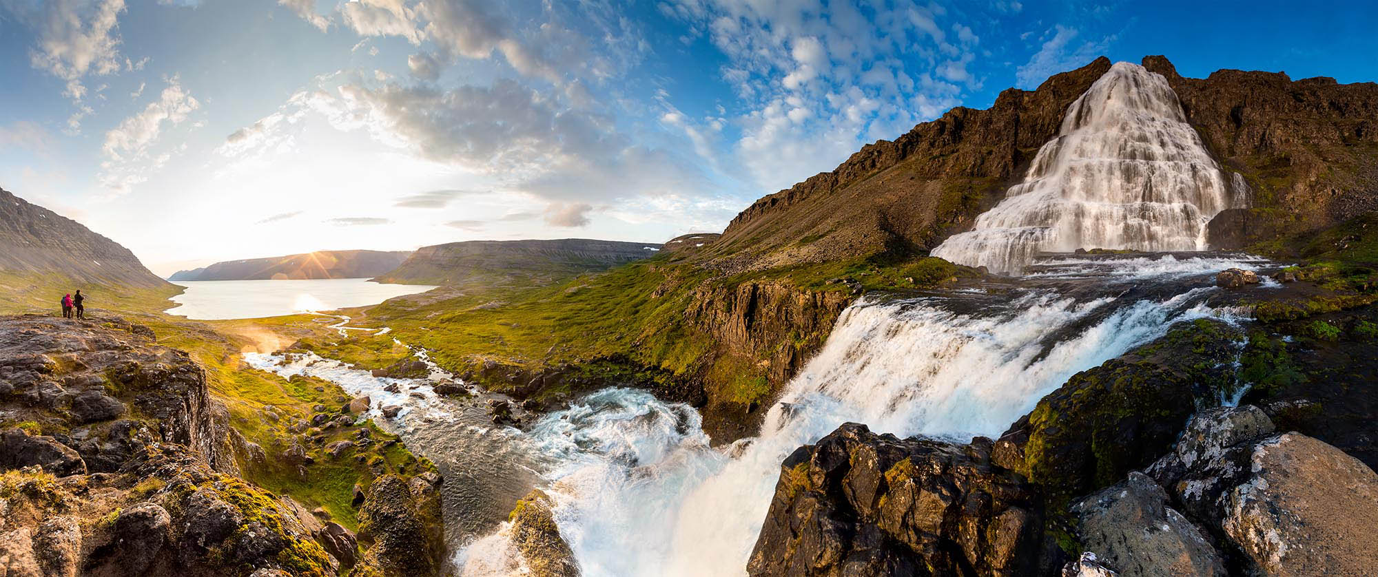 Dynjandi Waterfall - Iceland Full Circle - Westfjords