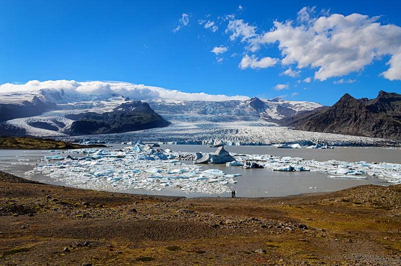 iceland glacier lagoon zodiac tour