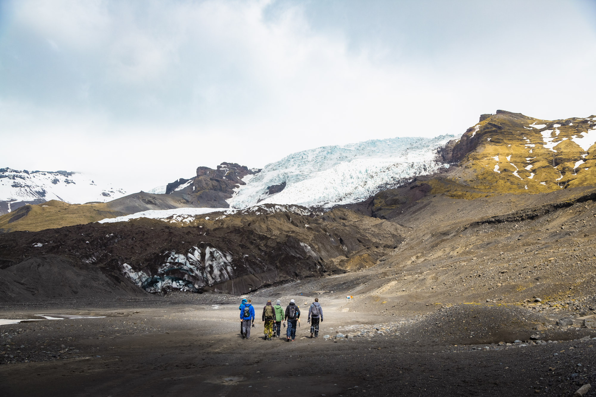 skaftafell glacier tour
