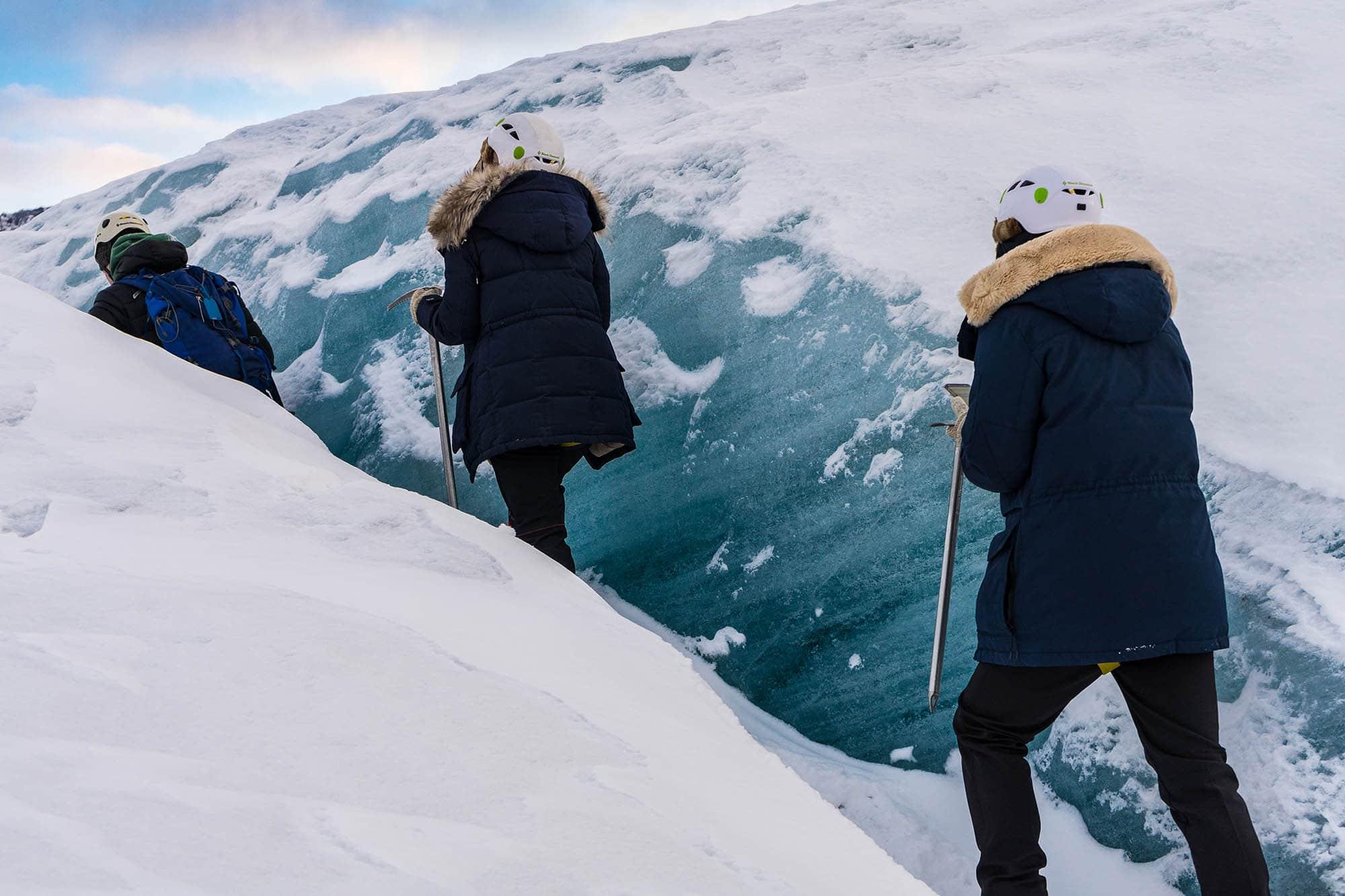 iceland glacier tour