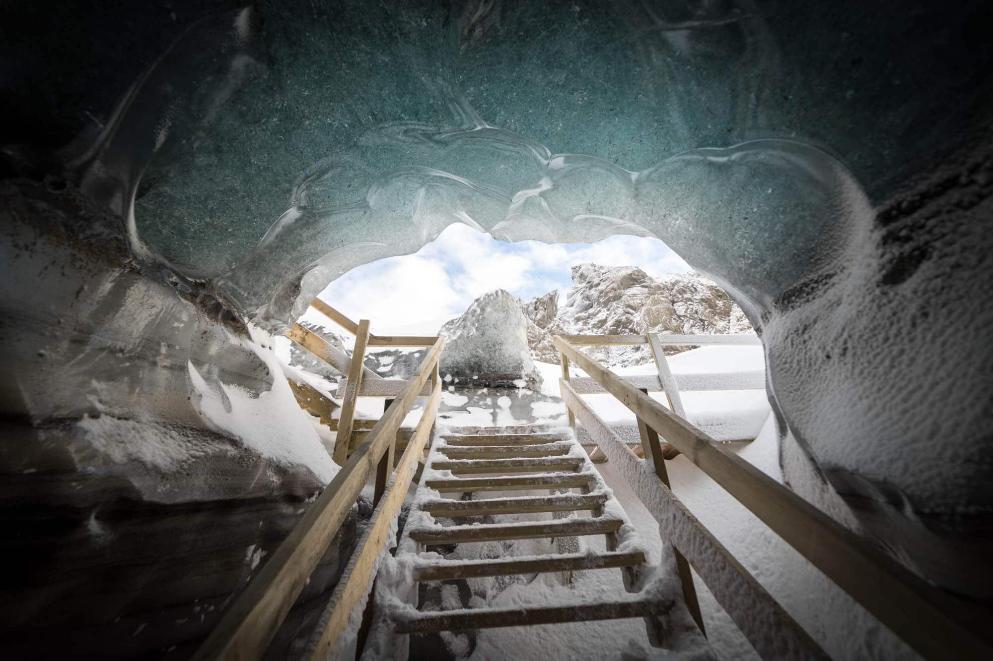 langjokull ice cave - glacier tour from reykjavik
