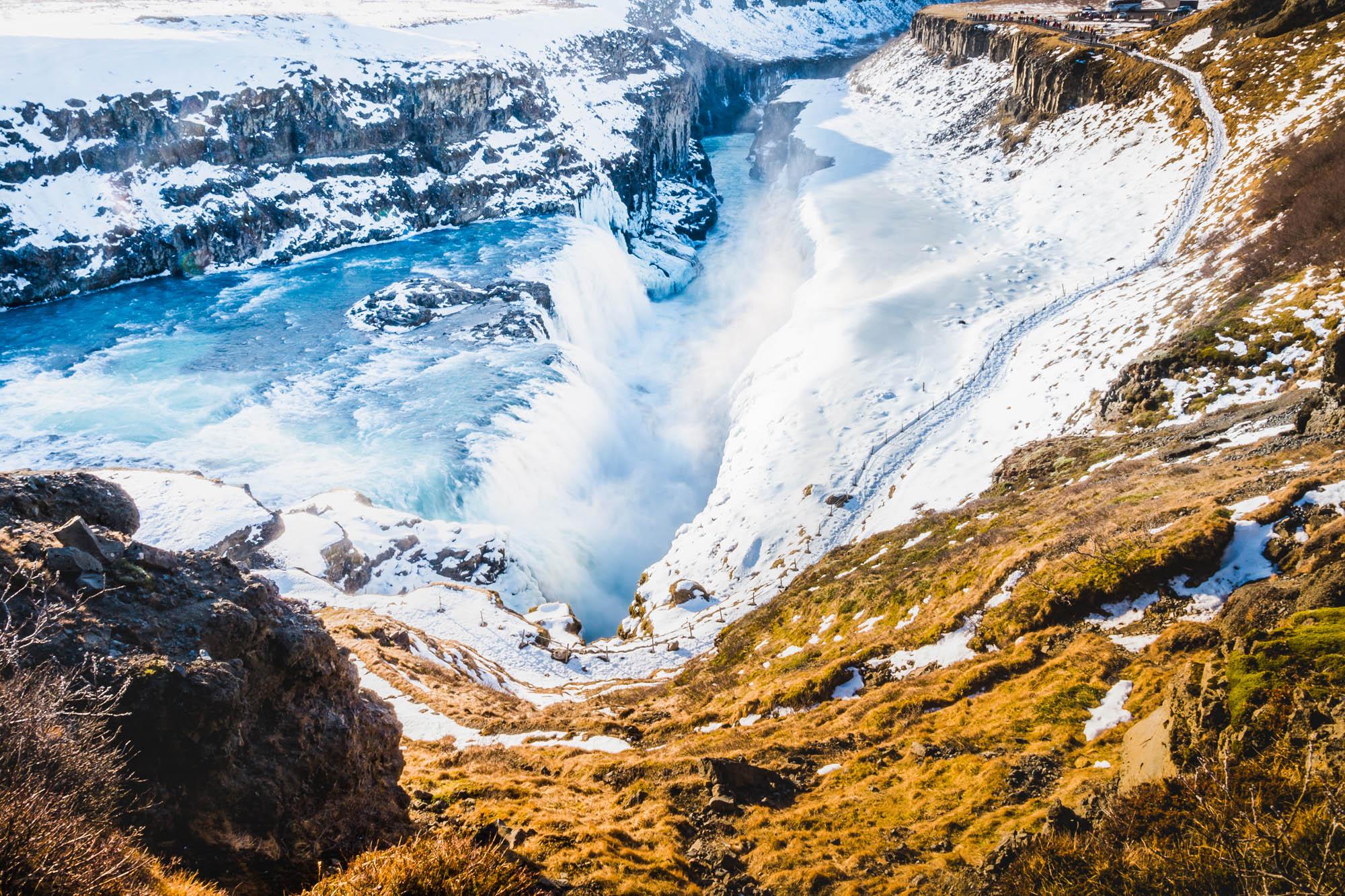 Gullfoss Waterfall - Private Golden Circle Tour
