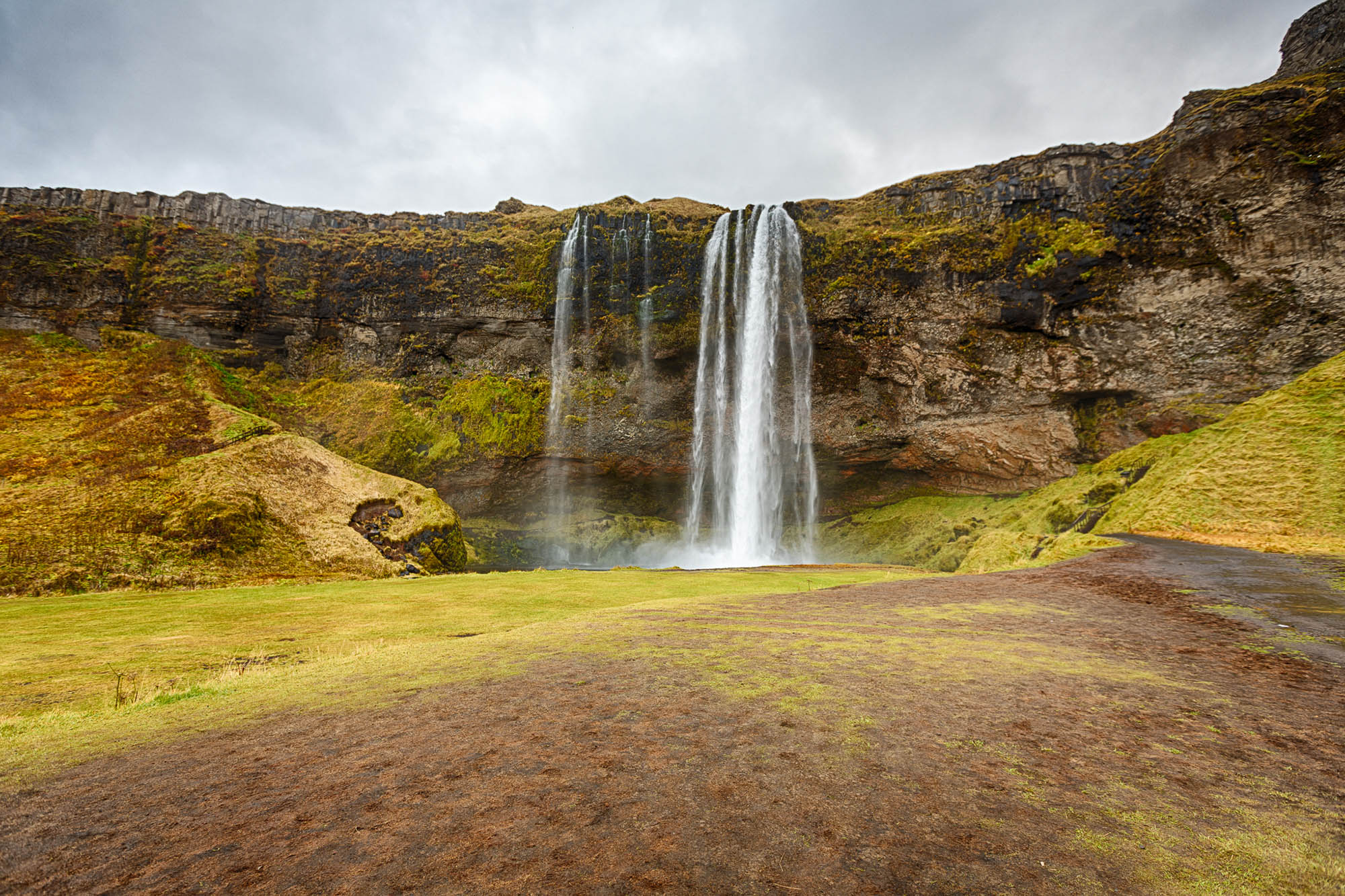 iceland day tour to the south