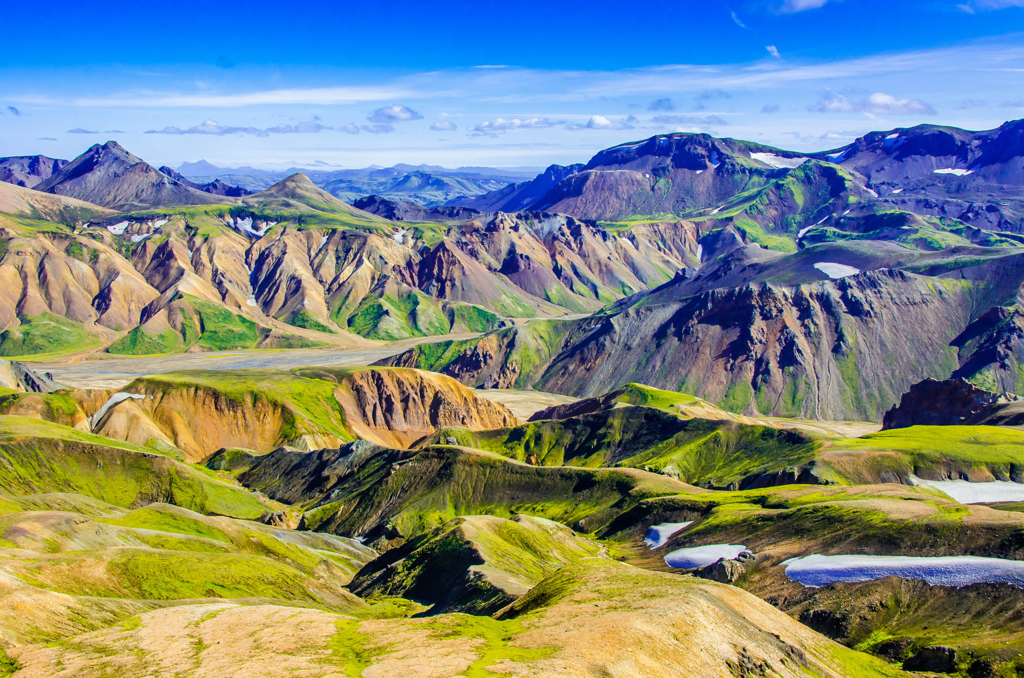 Private day tour from Reykjavik - Landmannalaugar trip