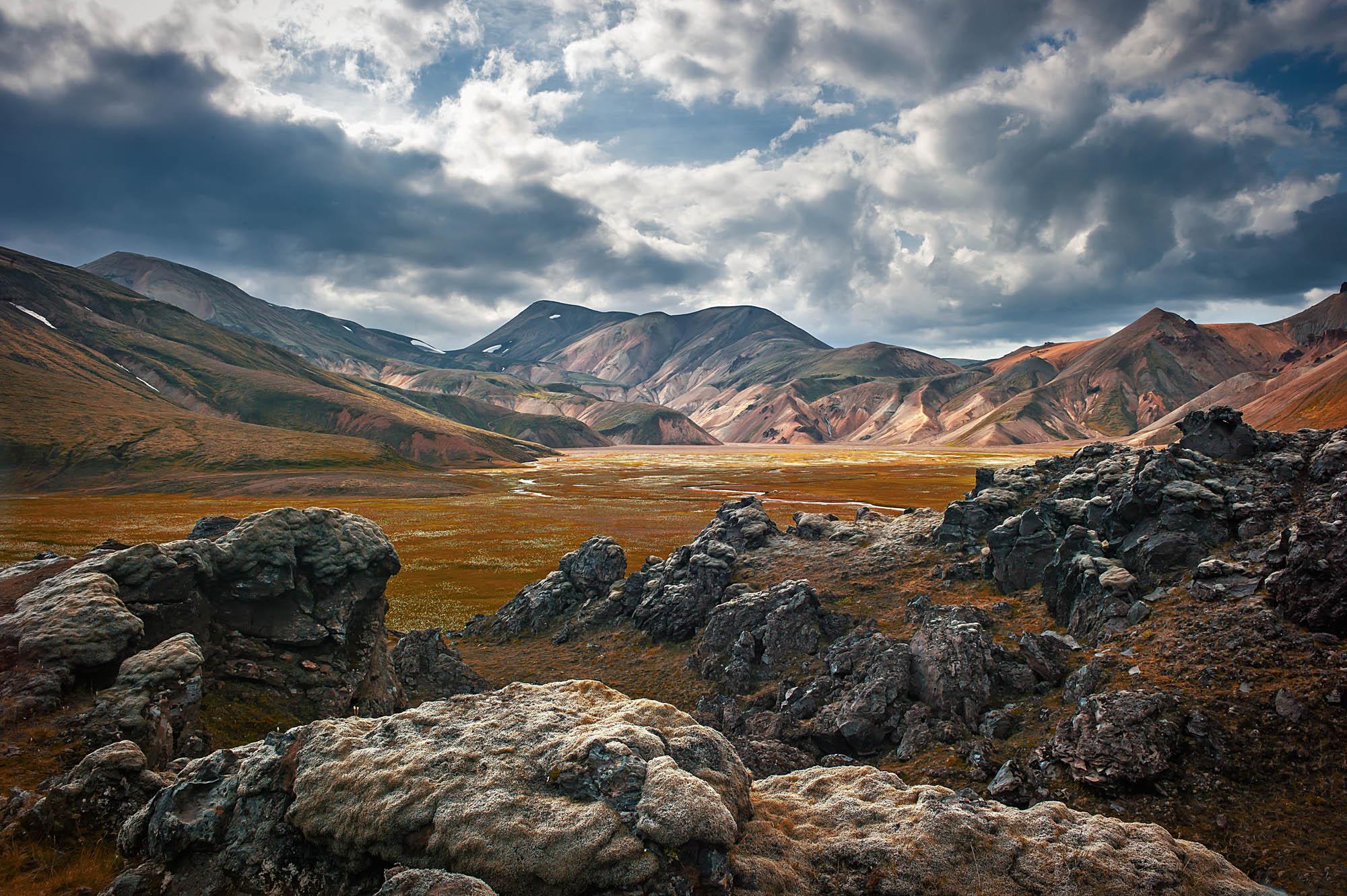 landmannalaugar tour from reykjavik