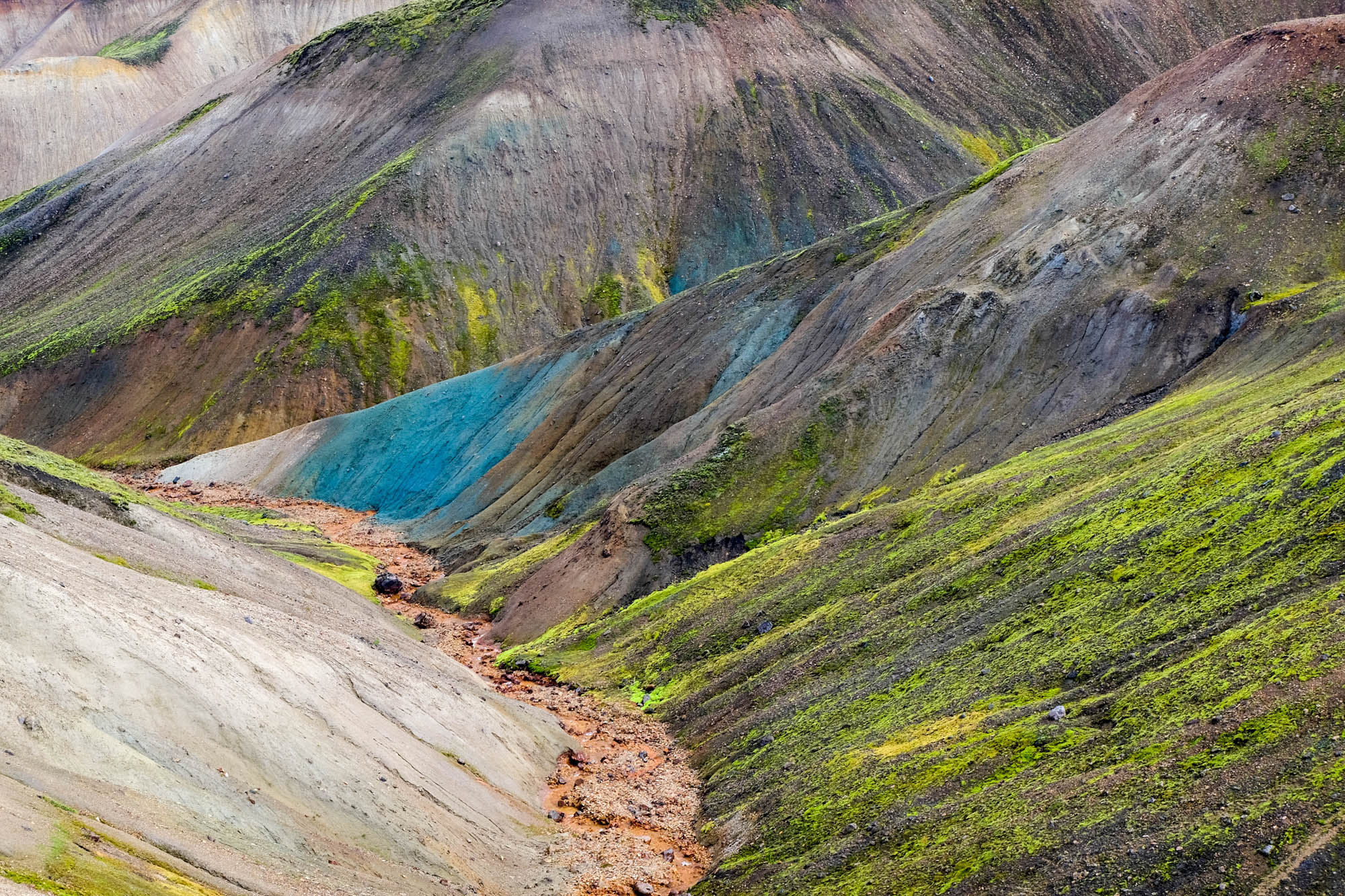 Private Landmannalaugar day Tour