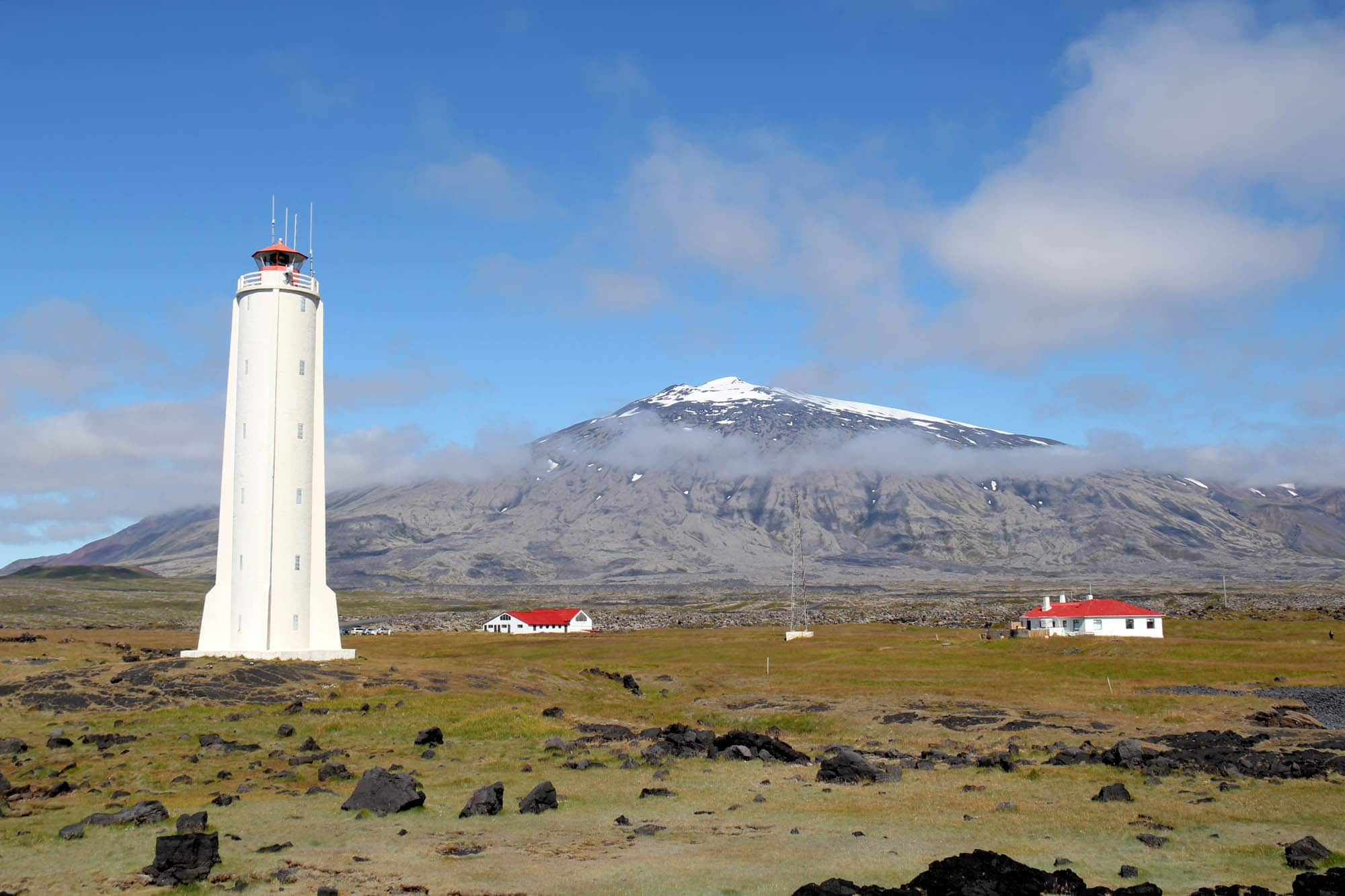 Lighthouse in Snæfellsnes