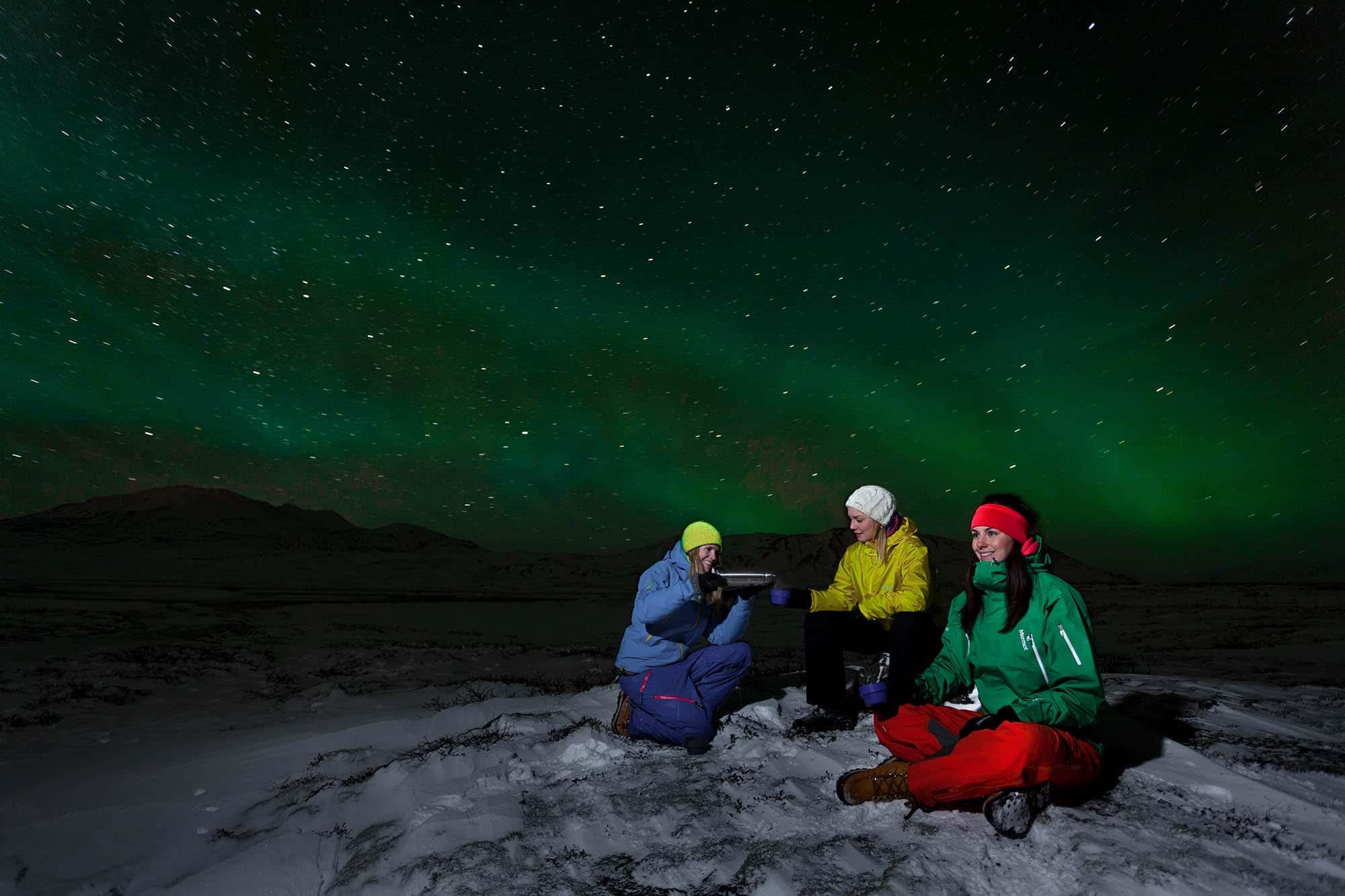 Reykjavik Northern Lights Tour by Super Jeep
