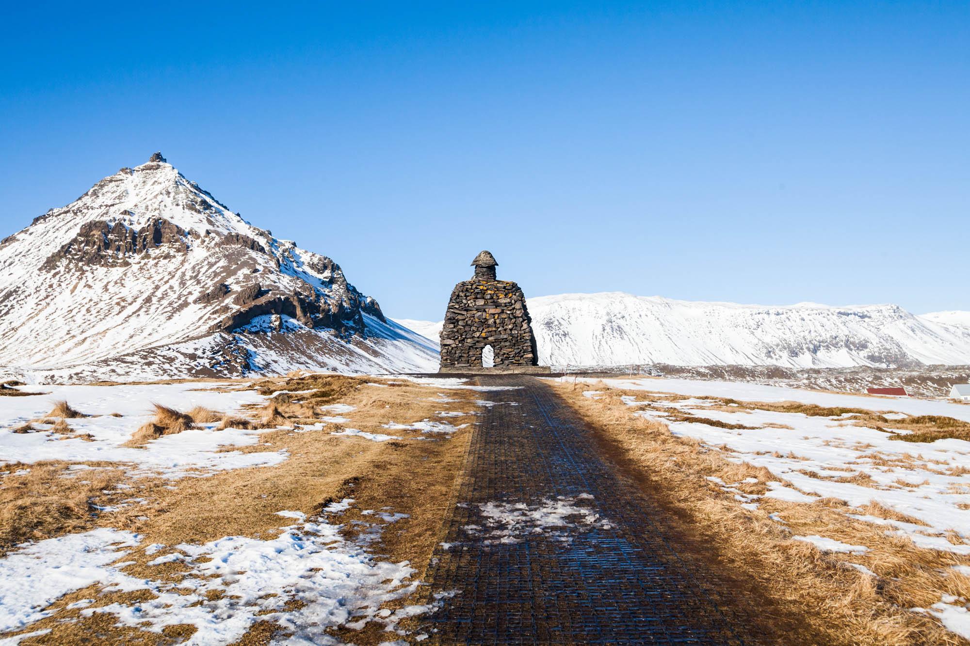 Arnarstapi - Iceland winter package - Snaefellsnes