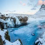 Kirkjufell in winter - iceland winter package