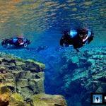 Snorkeling in Silfra Iceland - Silfra Snorkeling