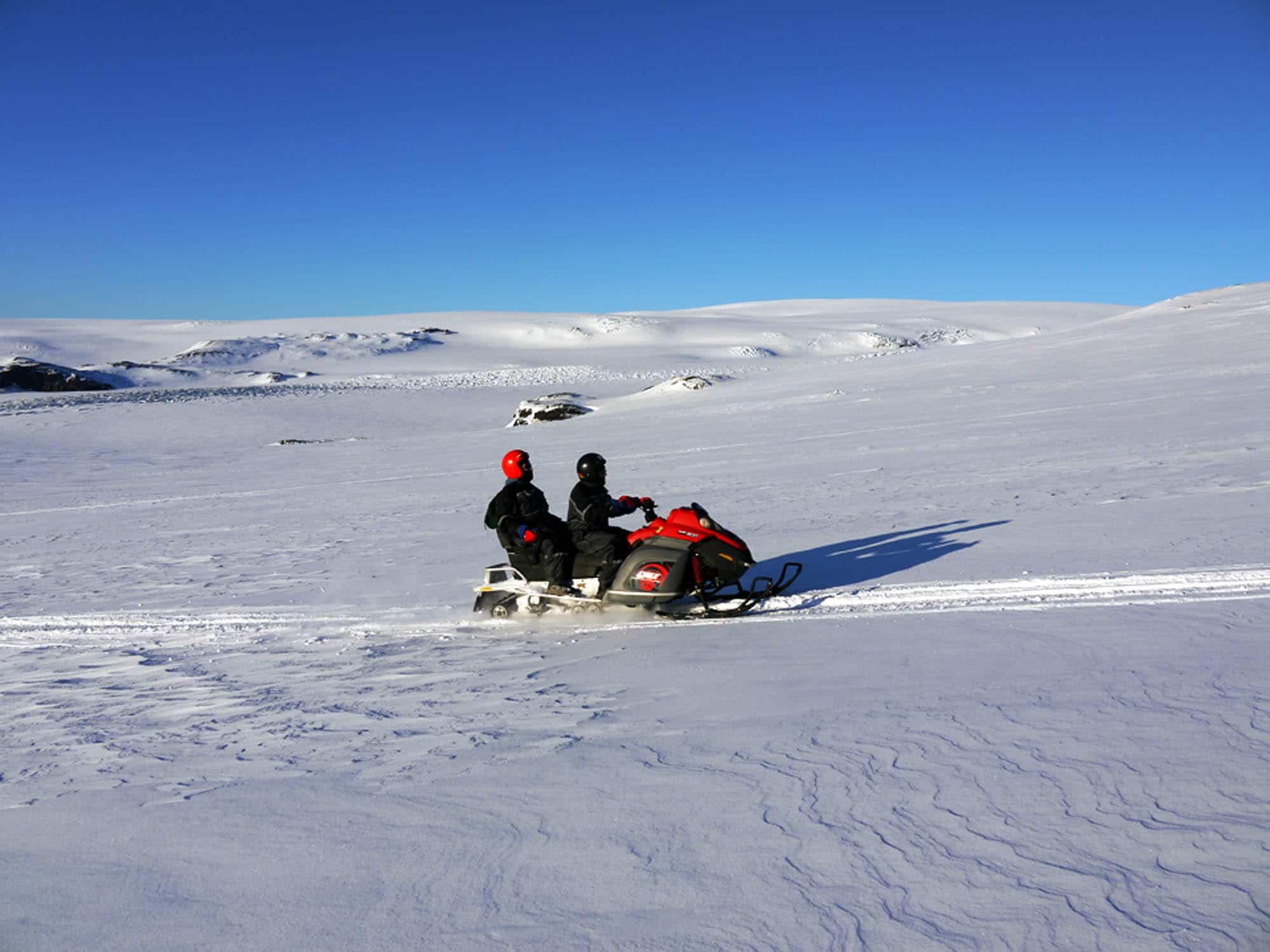 snowmobile iceland cheap