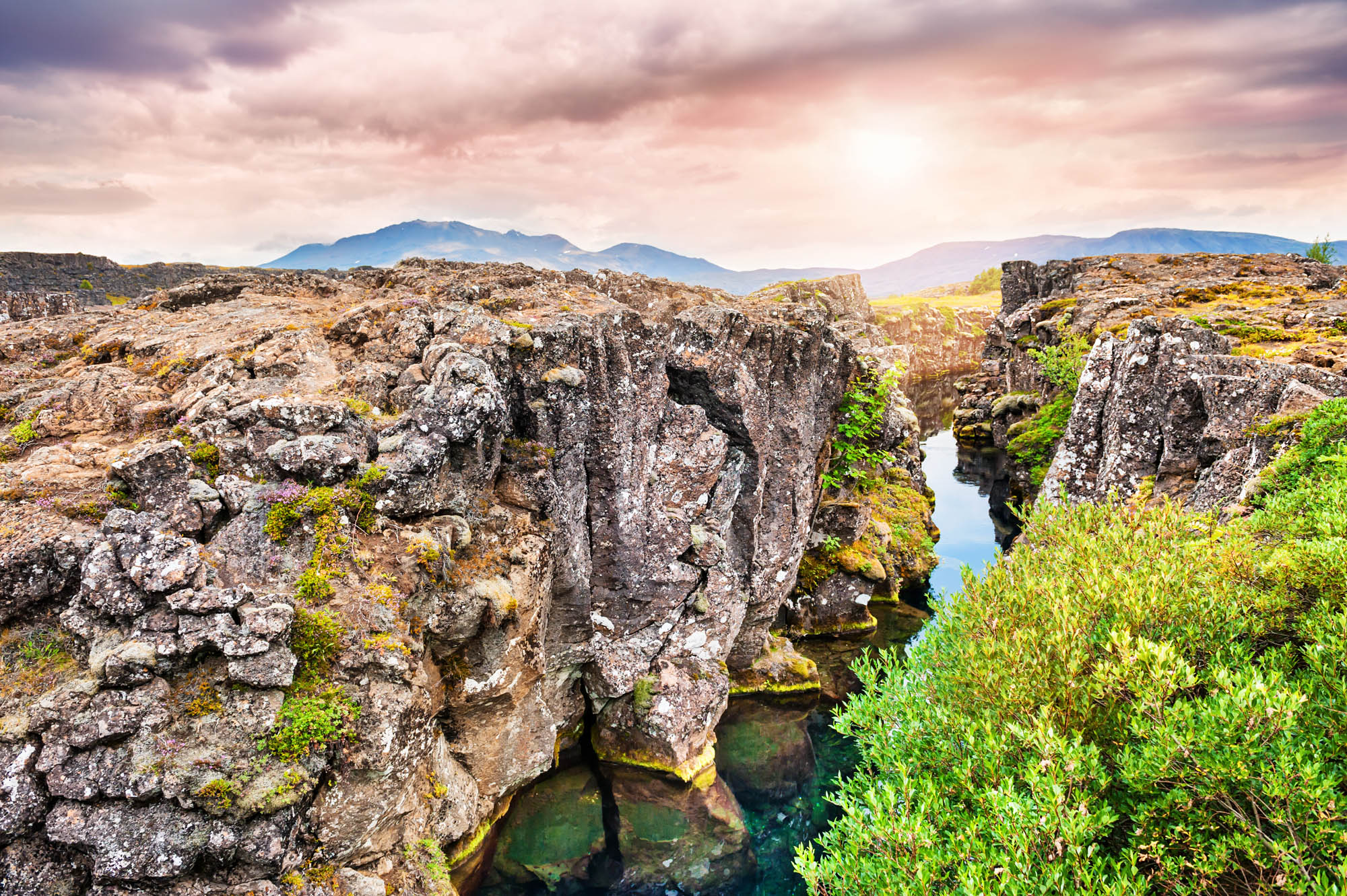Thingvellir Golden Circle Iceland