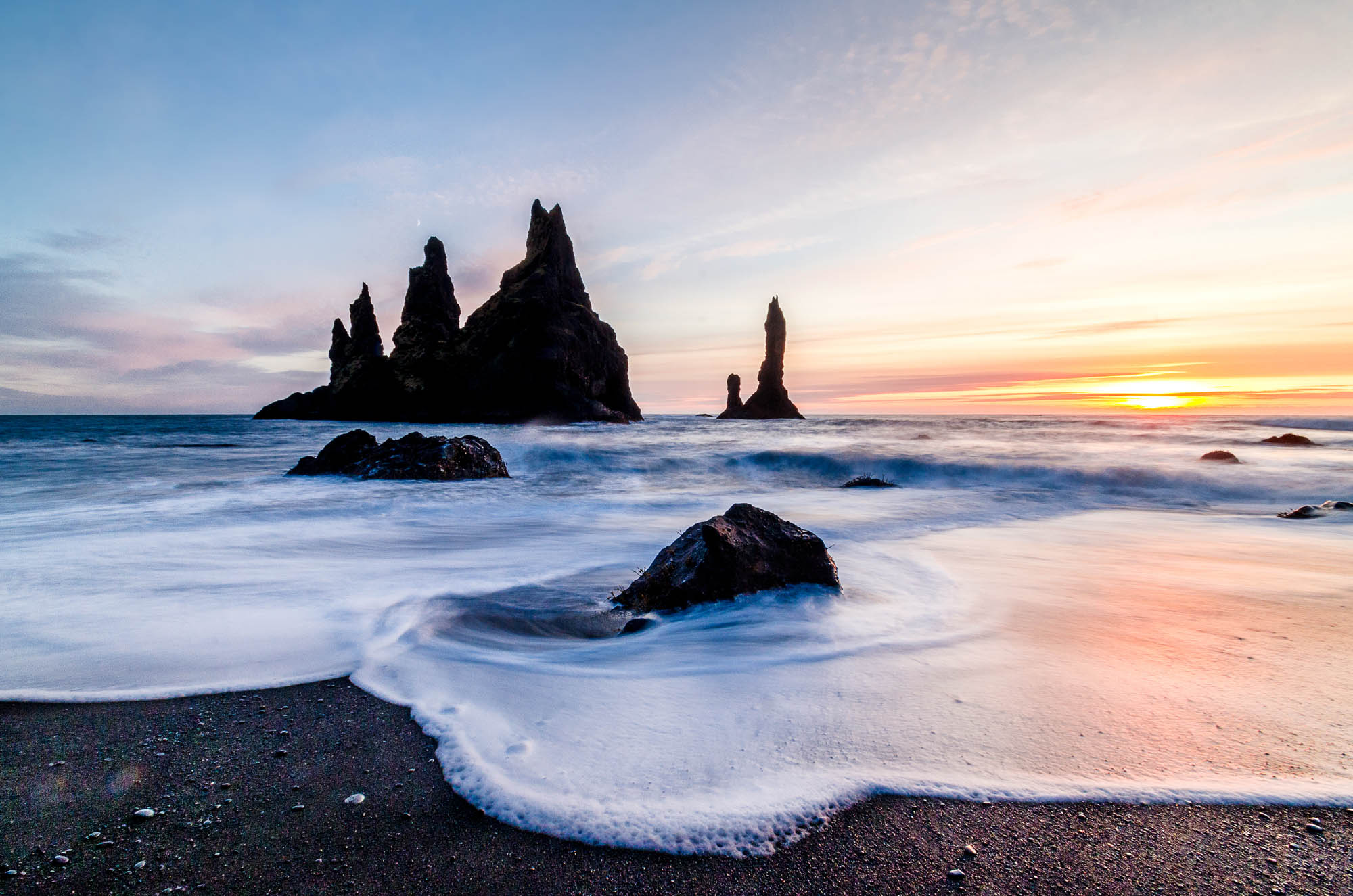 Private day tour from Reykjavik to the South of Iceland
