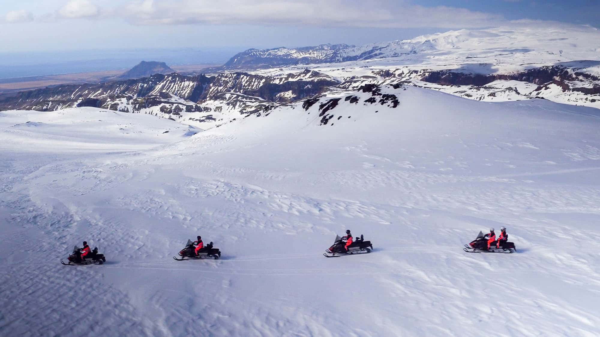 iceland snowmobiling tour
