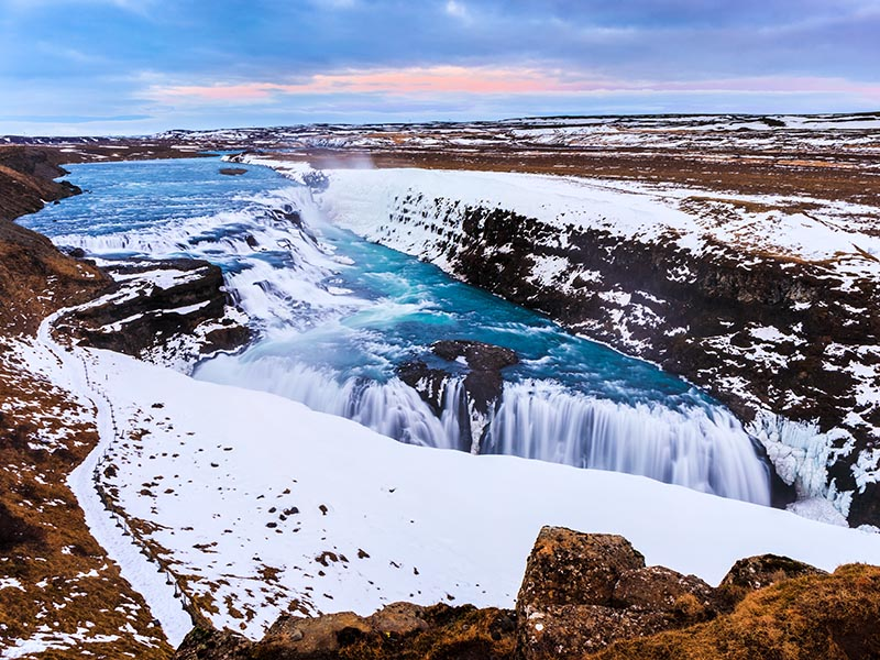 Golden Circle day tour - Gullfoss waterfall