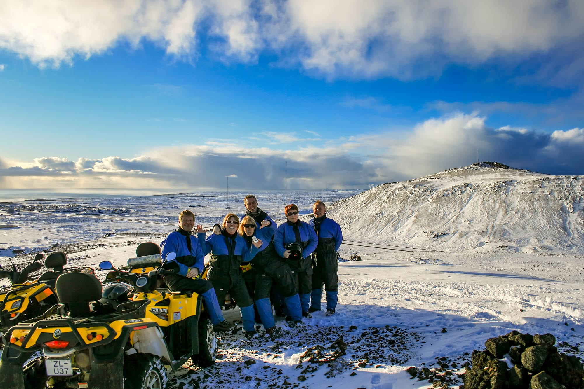 ATV Tour in Reykjanes Peninsula - Photo by Kevin Boutwell