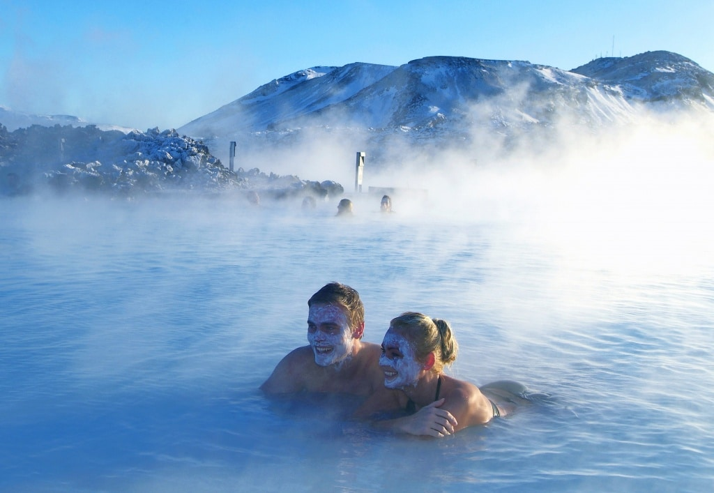 The Blue Lagoon - Iceland New Years Eve Tour