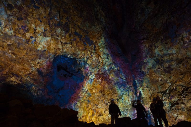 Inside the Volcano Iceland