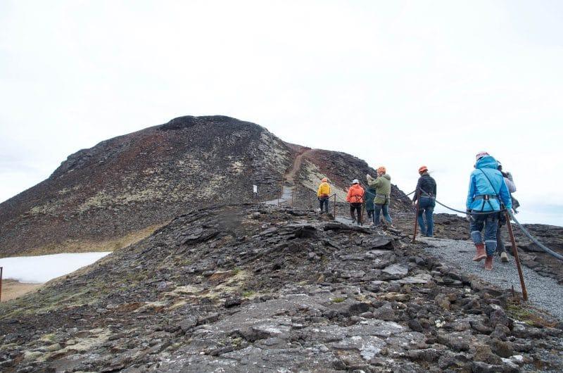 Volcano Tour fro Reykjavik