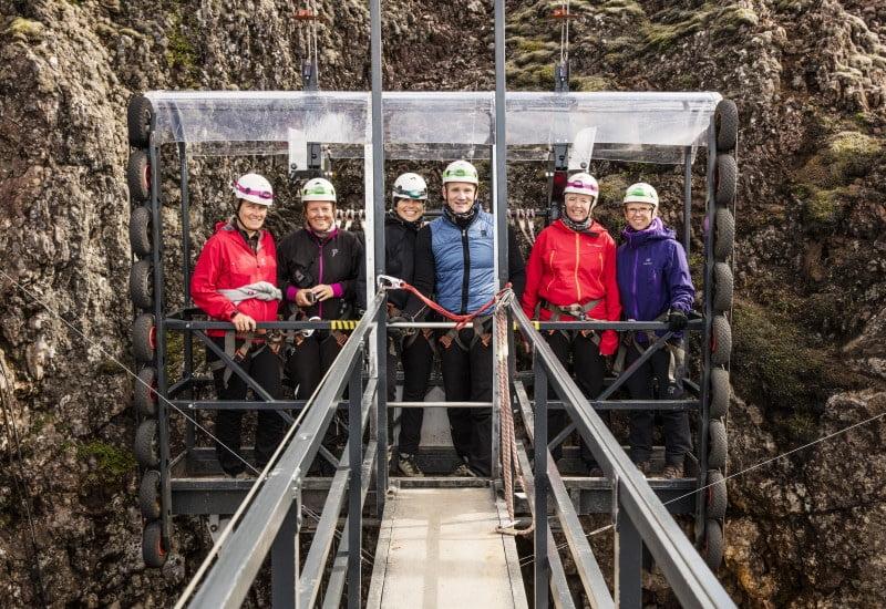 Inside the Volcano Tour - Kristján Maack