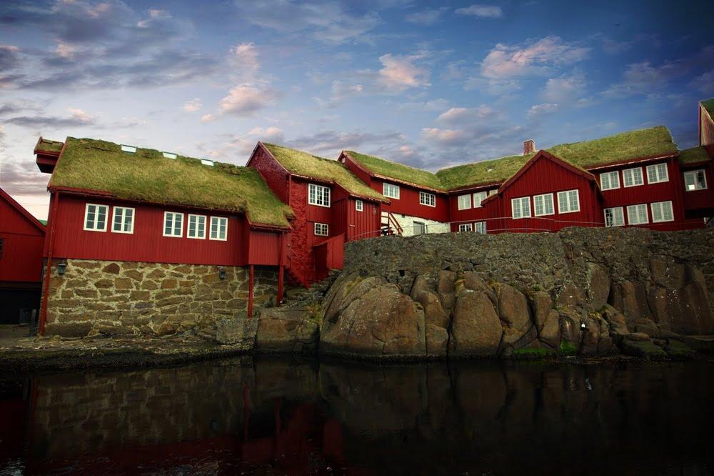 Thorshavn - The Faroe Islands