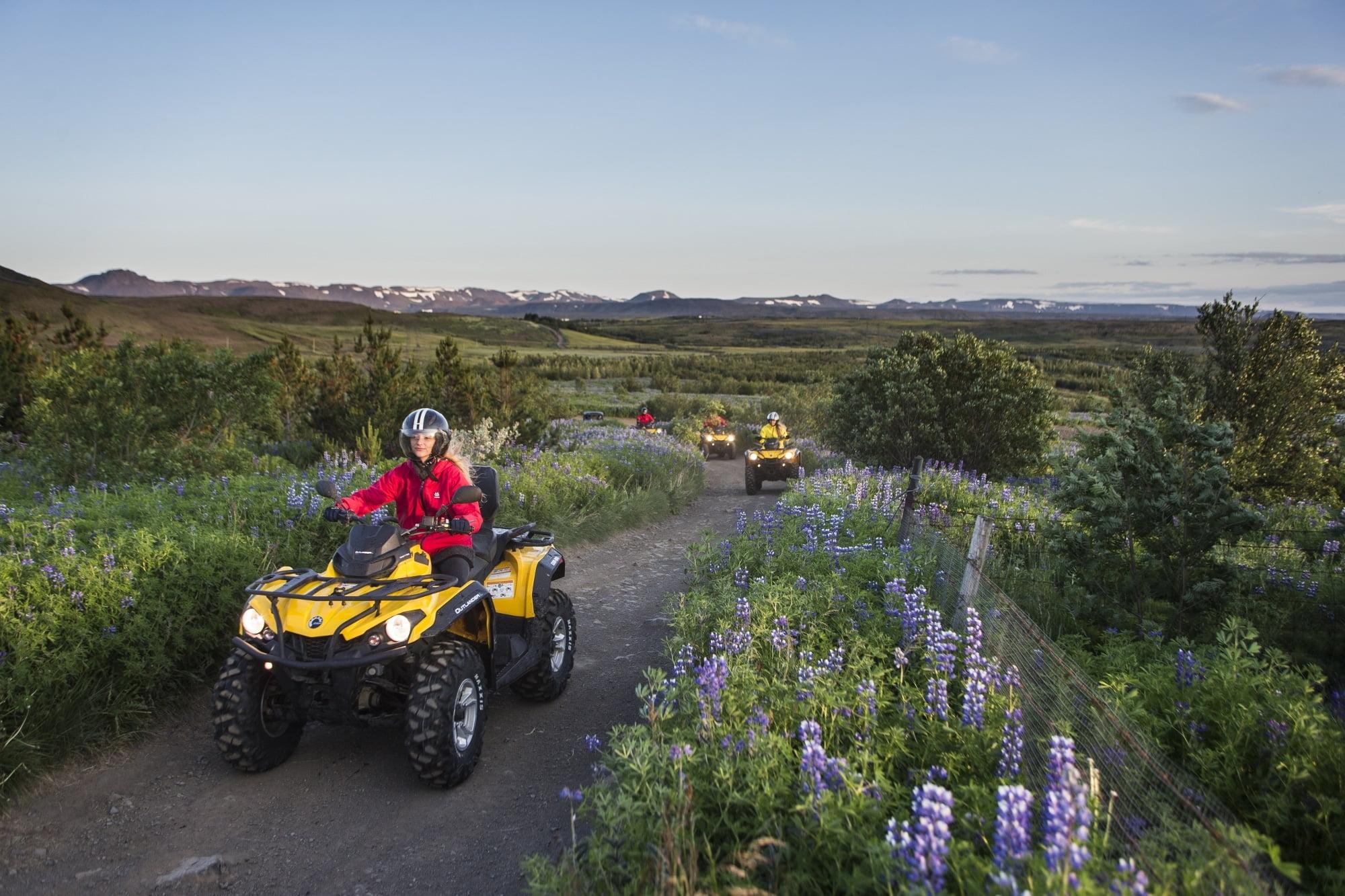 Reykjavik ATV tour