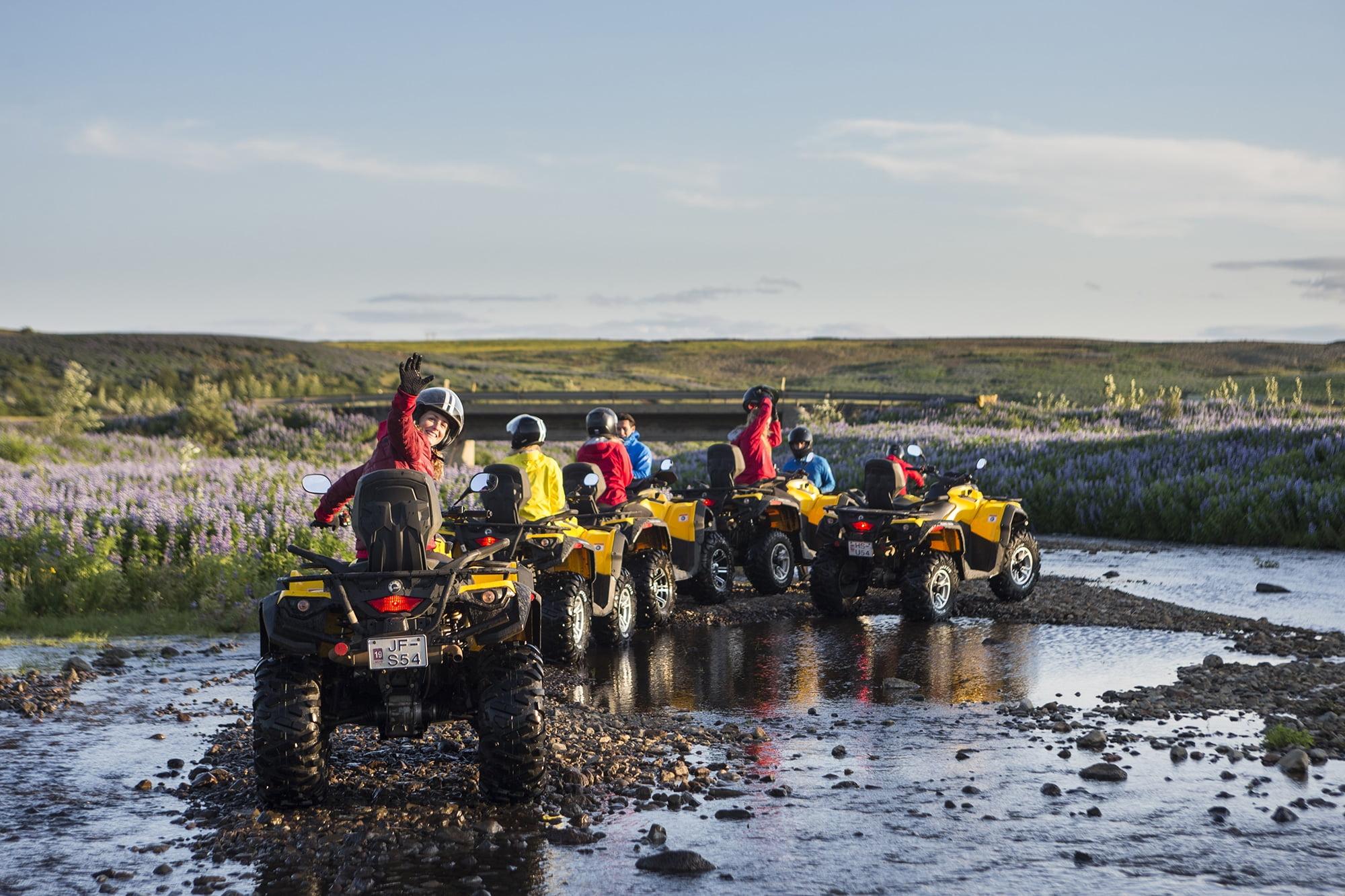 Iceland ATV tours