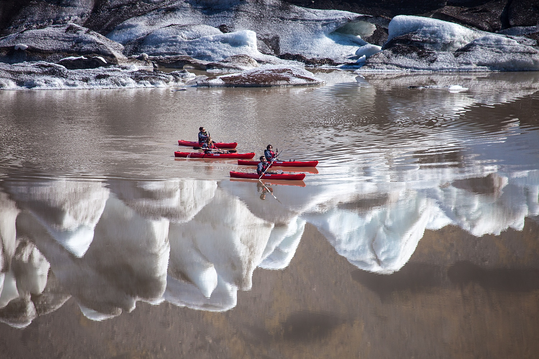 Iceland Kayaking - Björgvin Hilmarsson