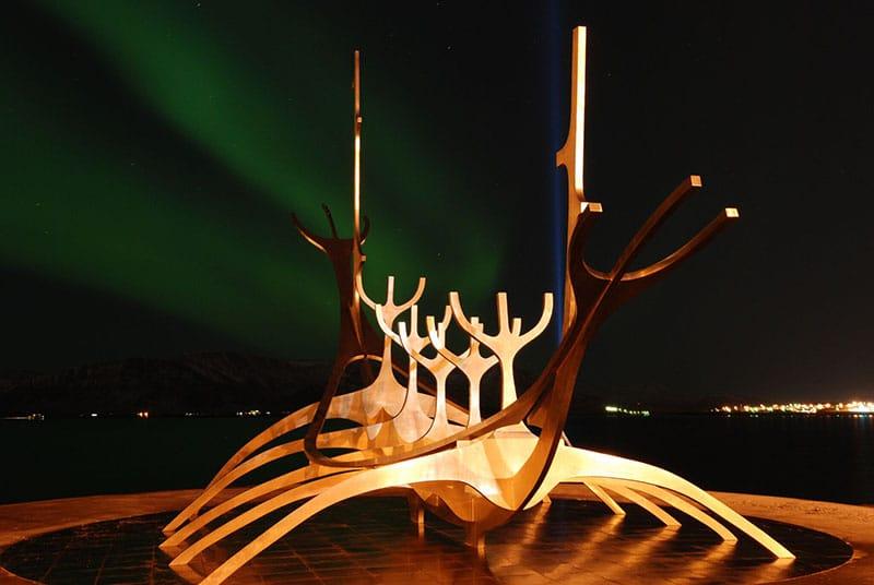 Northern Lights Cruise from Reykjavik Harbor